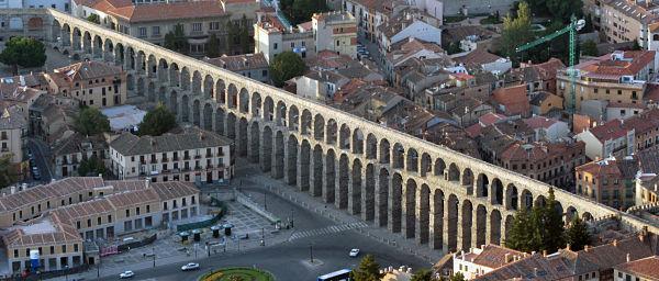 Acueducto-de-Segovia