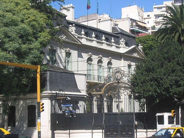 Argentina - Buenos Aires - Embajada de Italia