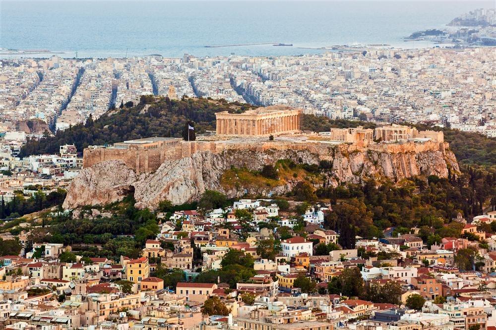 Atenas Acropolis 1