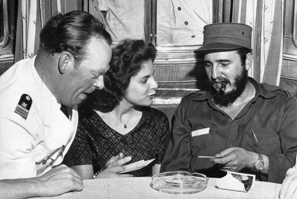 Con Martina Lorenz - 1959
