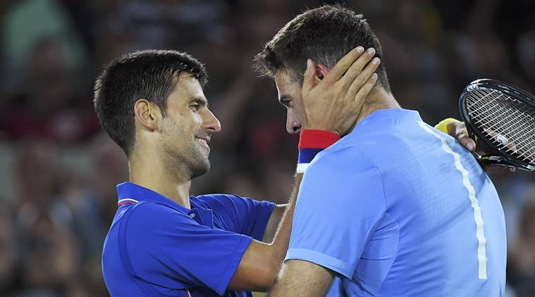 Tennis - Men's Singles First Round