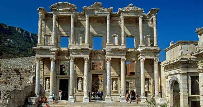 Efeso biblioteca
