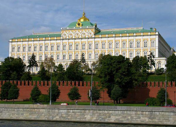 Gran Palacio del Kremlin
