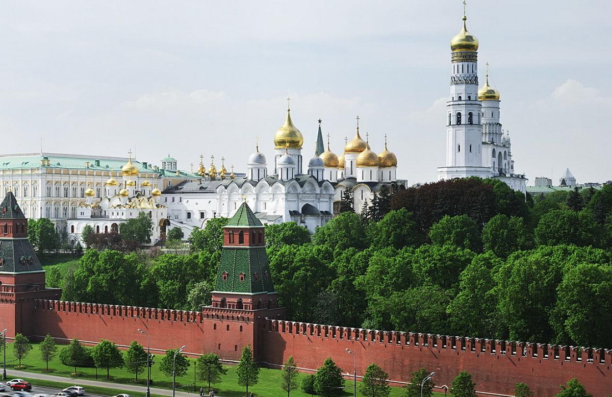 """Recorrido por """"El Kremlin de Moscú"""""""