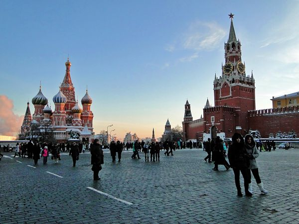 Plaza Roja de Moscu Rusia_600