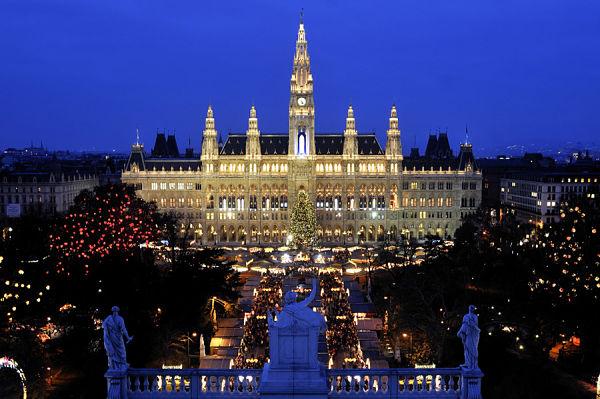 Viena Ayuntamiento