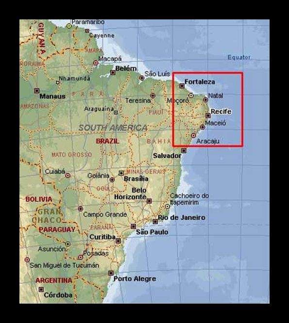 mapa_Fortalez_Brasil