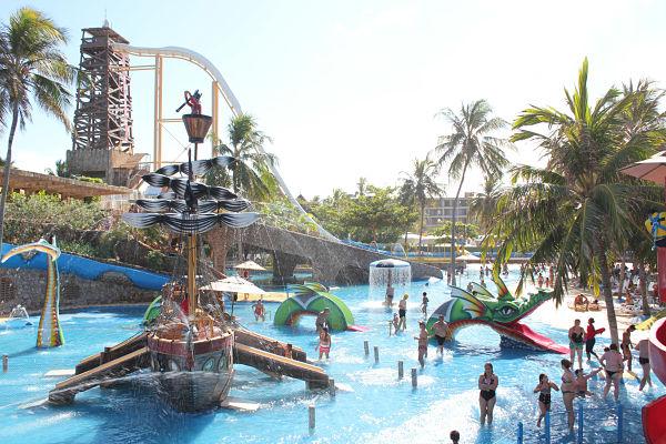 Beach Park - Ilha do Tesouro