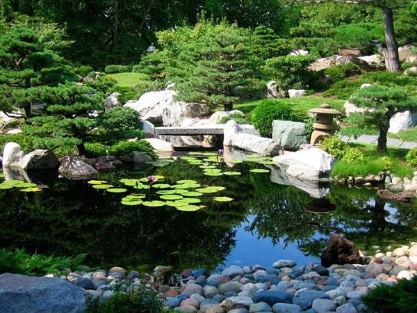 Jardín Honbo Osaka Japón