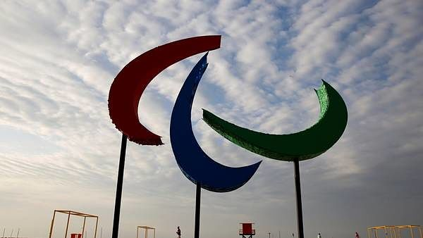Logo paralimpicos
