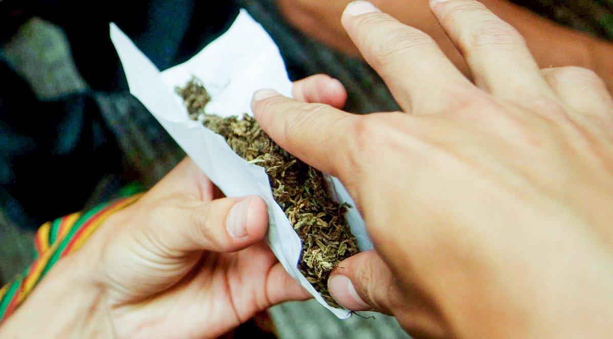marihuana y corazon