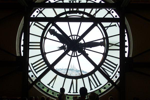 Desde Museo Orsai - Sacre Coeur al fondo