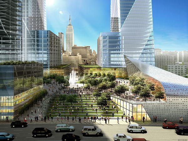 Hudson Yard NY 600