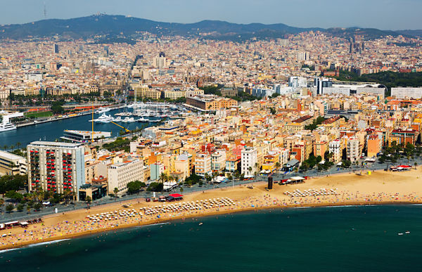 visitar la Barceloneta