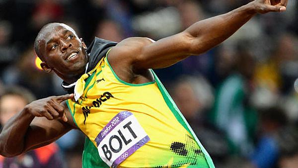 Usain Bolt el mejor embajador de su país