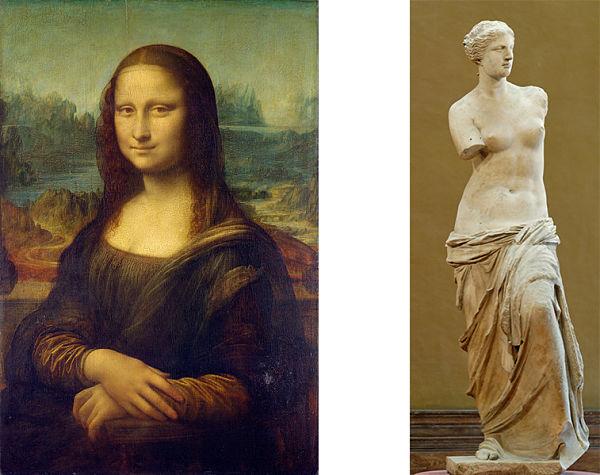 gioconda-Venus_de_Milo_Louvre_Paris_600