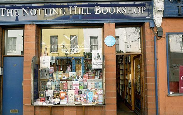 Librería de Notting Hill
