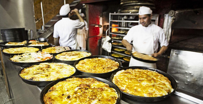 las mejores pizzerias