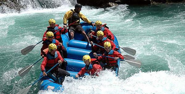 Rafting en El Bolsón