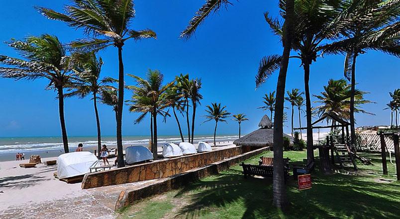 beach park alojamiento