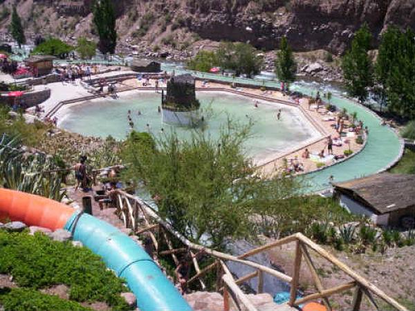 Parque de Agua - Cacheuta
