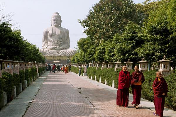 budismo india
