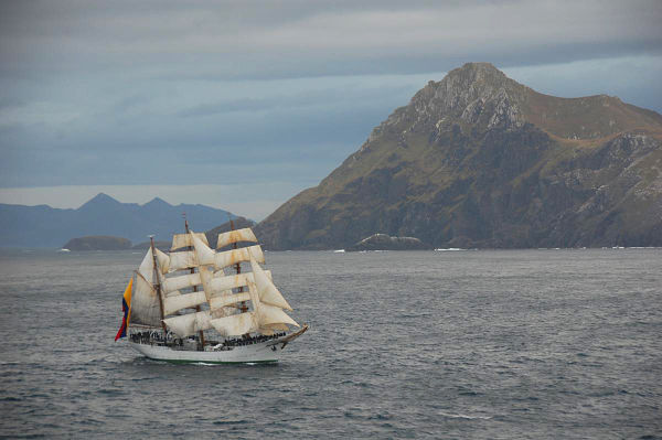 Cabo de Hornos 600
