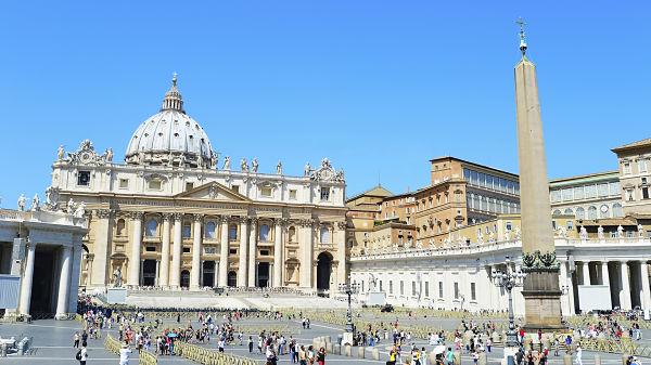 San Pedro en el Vaticano