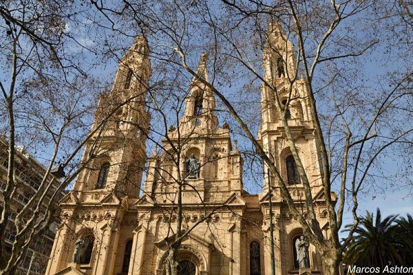 La iglesia Santa Felicitas, en Isabel la Católica 520