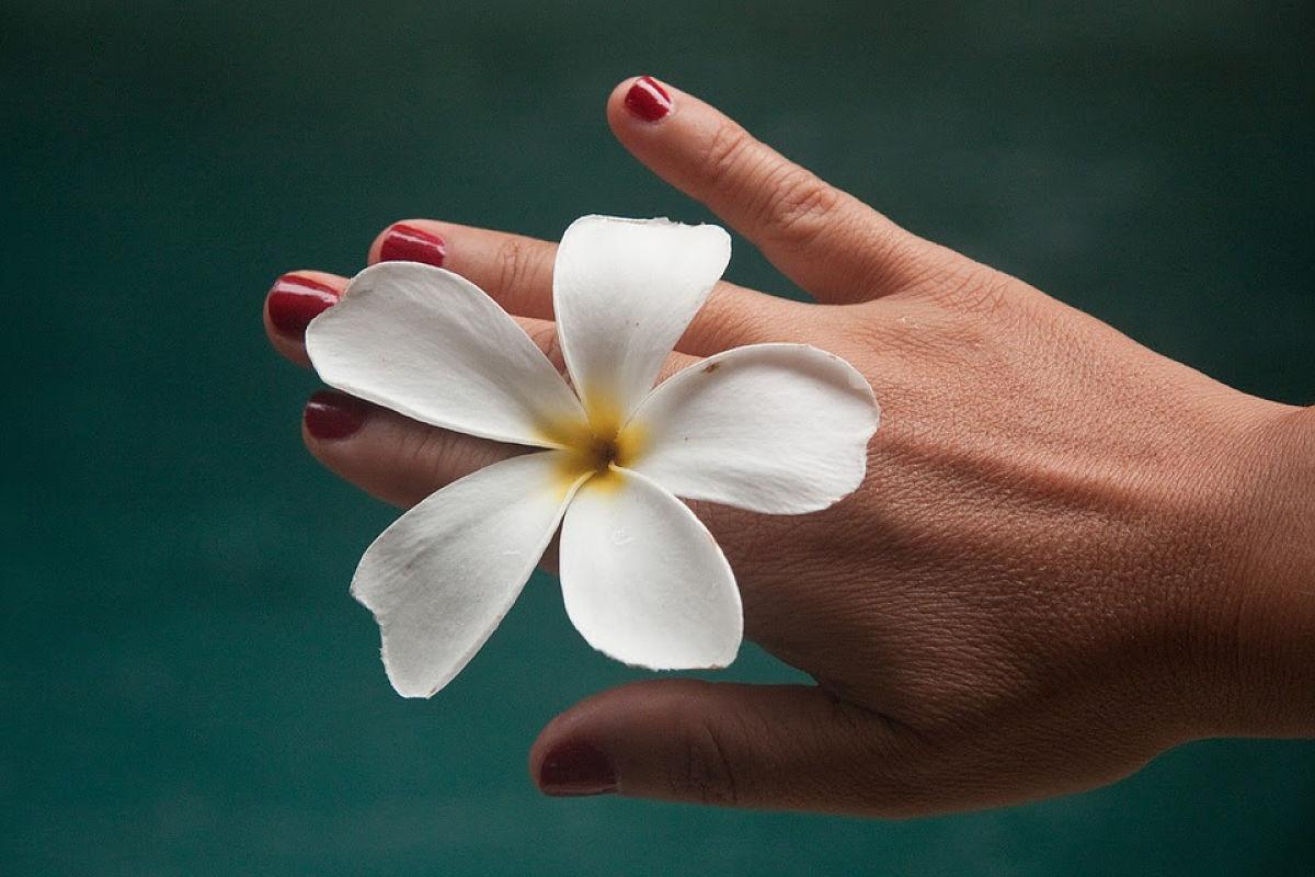 piel de las manos