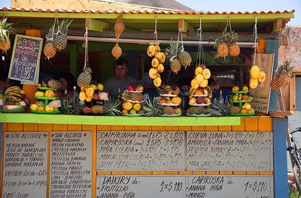 Uruguay Punta del Diablo 600