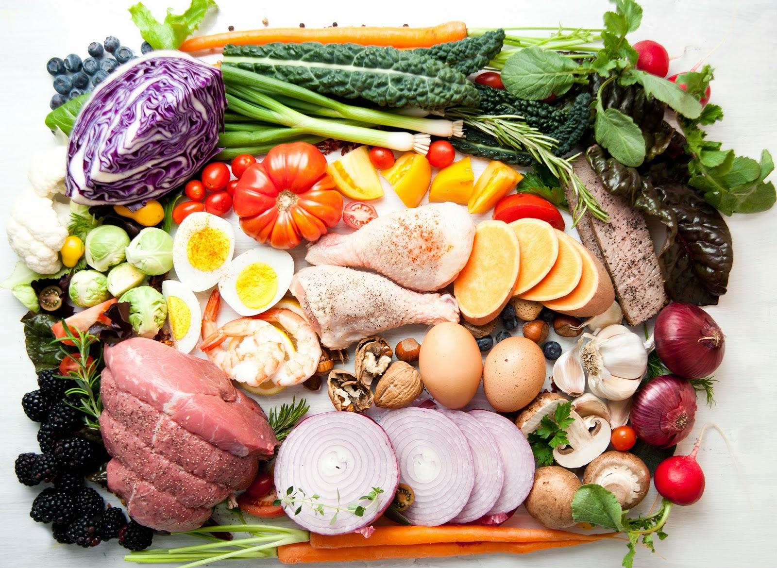 Alimentos con grasas saludables