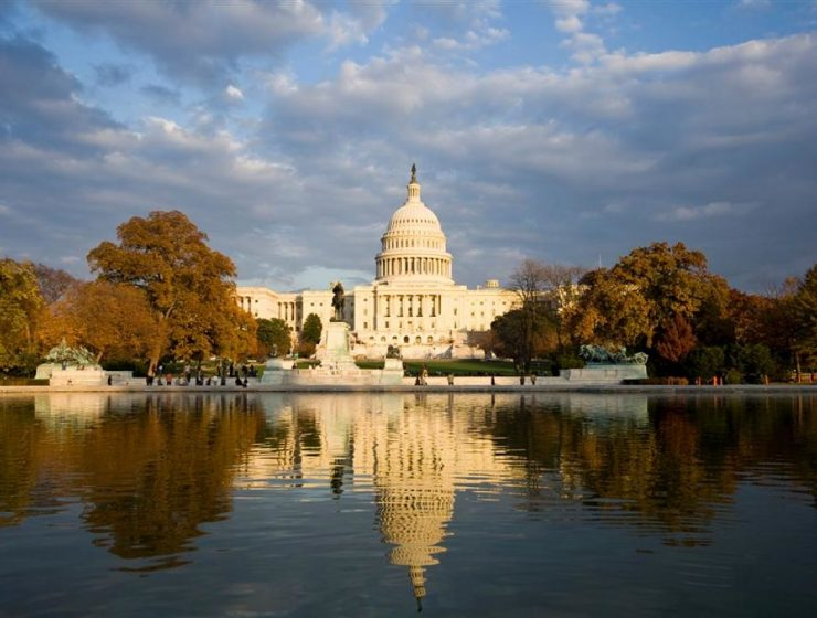 Washington DC destino para viajeros