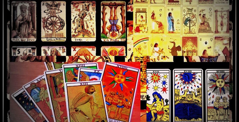 como echar las cartas del tarot rider