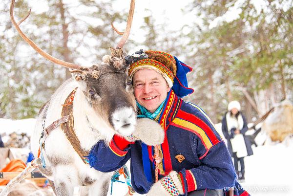 finlandia en navidad