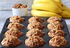 muffins para celiacos