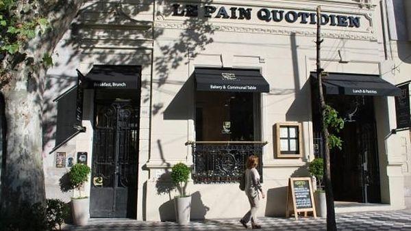 Le pain Q Palermo