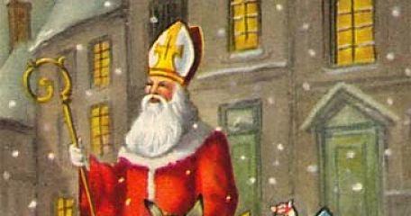 la verdadera historia de Papa Noel