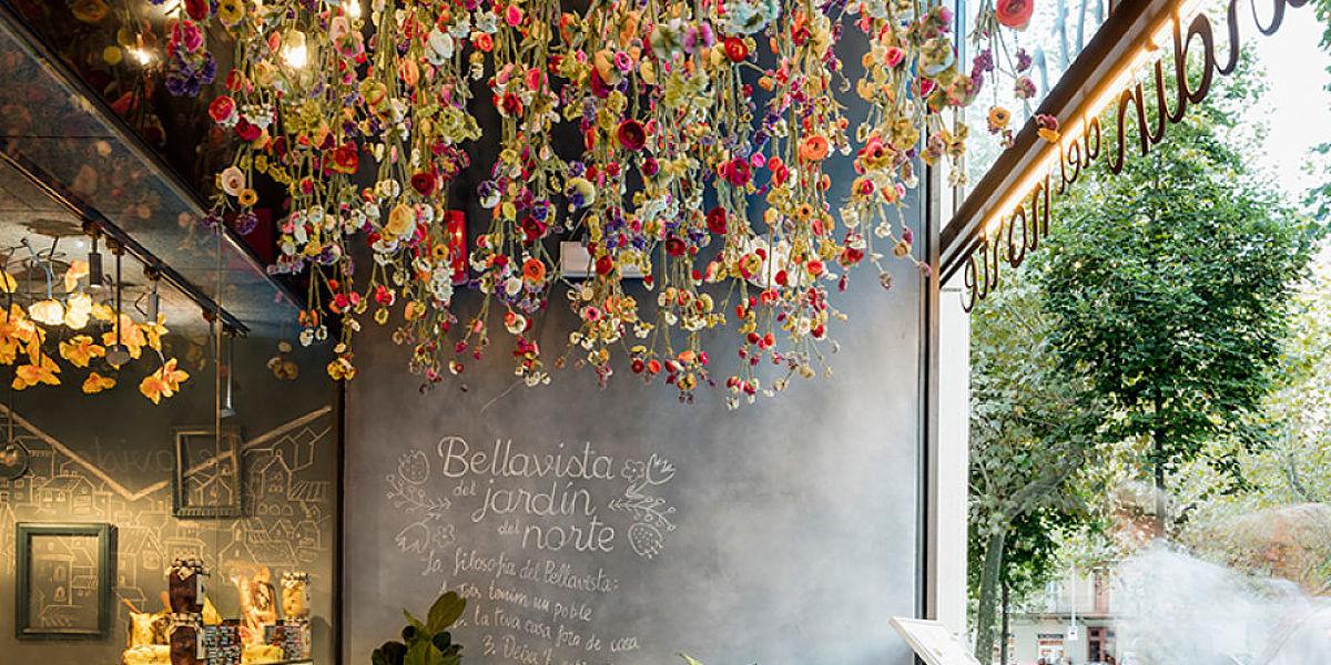 As es bellavista del jard n del norte el restaurante for El bellavista del jardin del norte