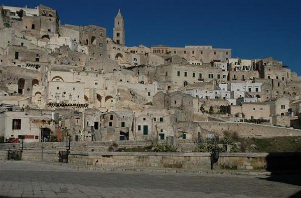 Sassi de Matera Italia 600