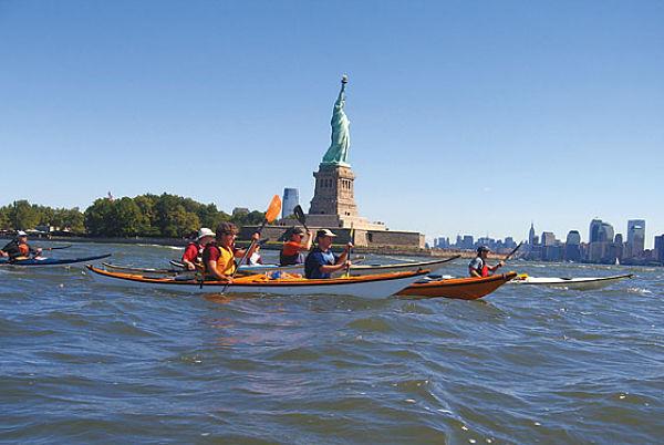 kayak NY 600