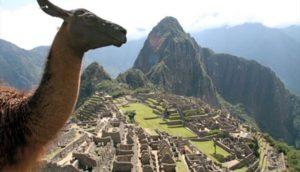 ingresar a Machu Pichu