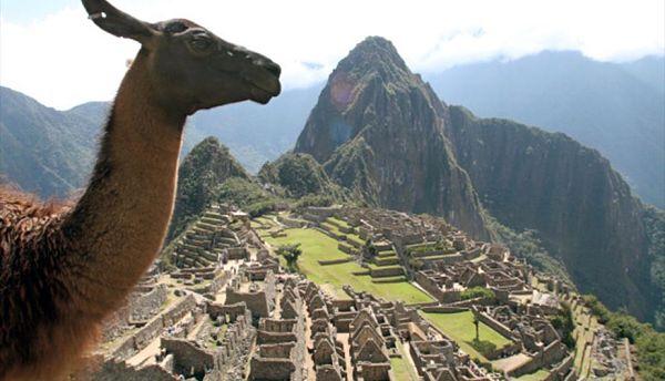 ruinas incas