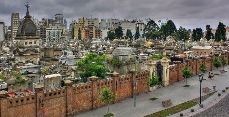 Buenos Aires, cementerio de la recoleta