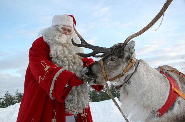 Navidad en Rovaniemi