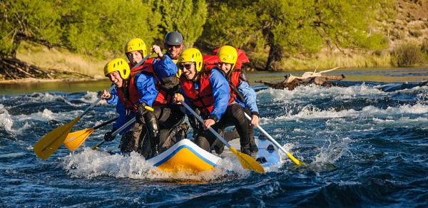 rafting mendoza
