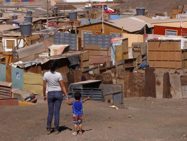 pobreza - indigencia