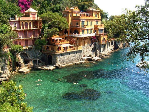 Portofino la joya italiana