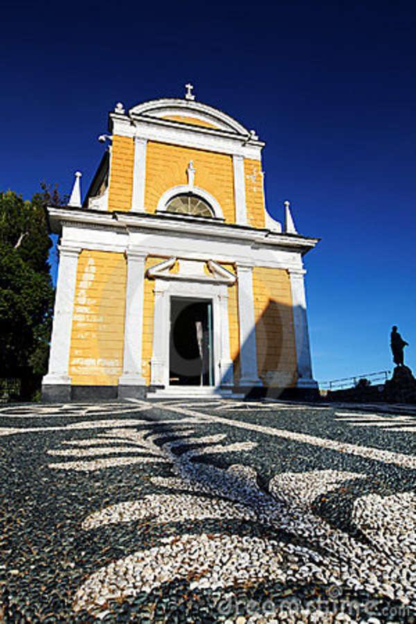 Iglesia San Jorge Portofino