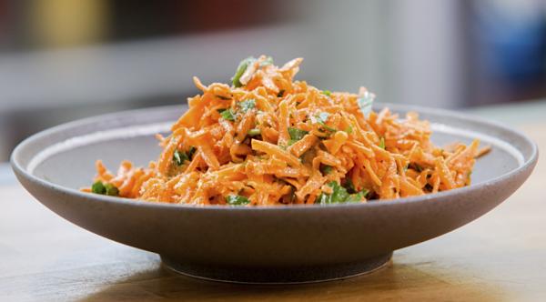 ensaladda de zanahoria
